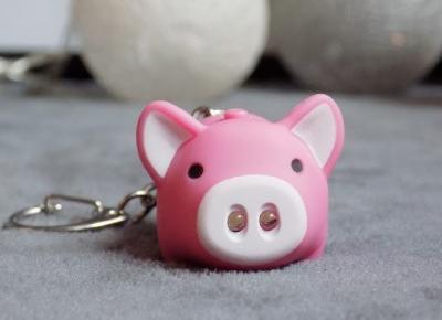 Dolarowe Aliexpress 2 - swinki, klucze, arbuz. | Ksanaru