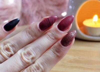 Jesienne paznokcie | Ksanaru