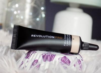 Nowy hit wśród drogeryjnych korektorów | Revolution Pro - Ksanaru
