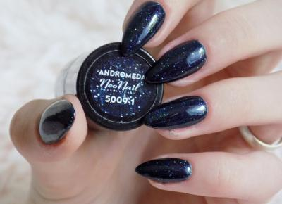 Andromeda - iskierka w kolekcji.  - Ksanaru