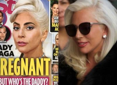 Lady Gaga potwierdza plotki o ciąży?!