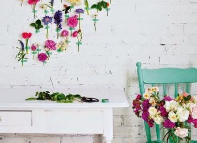 5 pomysłów na kwiatowe wiosenne DIY!
