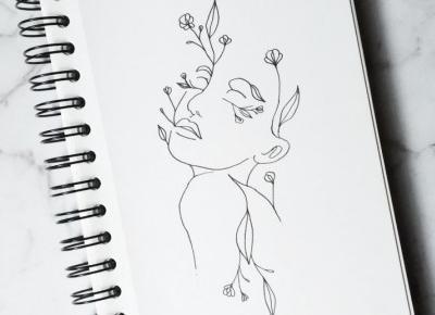 flower girl art