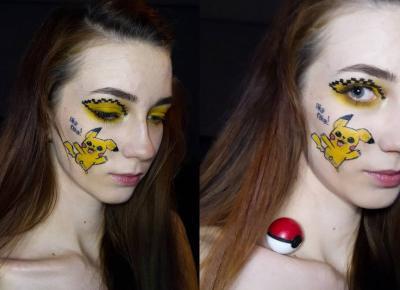 Makeupart - Pikachu.
