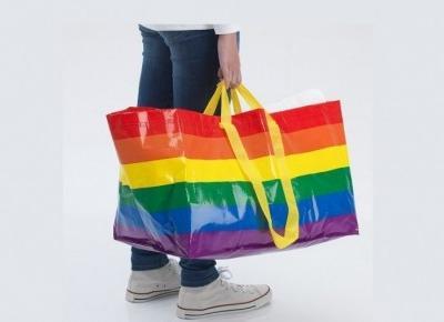 Nowa wersja kultowej torby IKEA da dochód na szczytny cel!