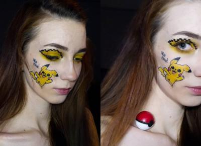 Makupart - Pikachu