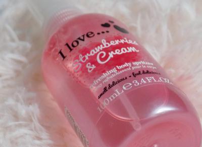 I love... Strawberries! - Ksanaru