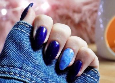 Akwarelowe paznokcie | Ksanaru