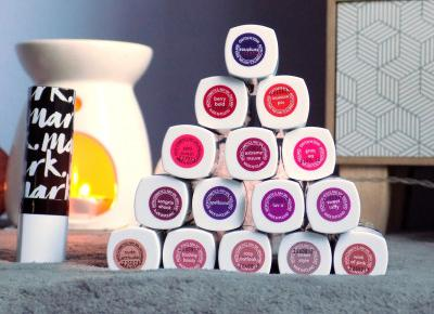Avon mark - Epic Lip Lipstick - 16 kolorów + swatche!  - Ksanaru