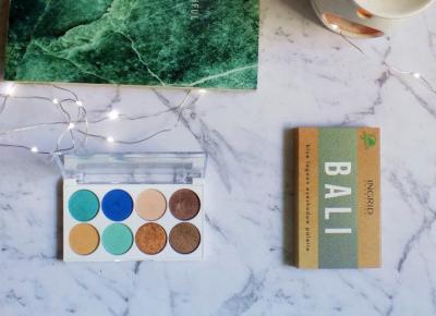 Paleta Ingrid Bali Blue Lagon - sprawdź czy warto kupić!