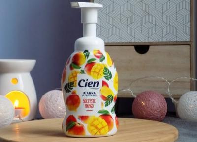 Pianka do mycia rąk!