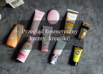 Przegląd kosmetyczny - kremy do rąk - Ksanaru