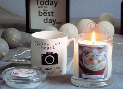 Kringle Candle Hot Chocolate - Ksanaru