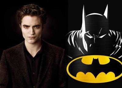 Robert Pattinson zostanie nowym Batmanem?!
