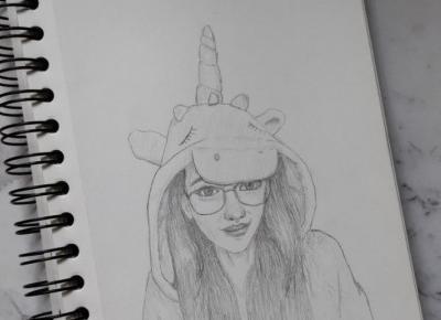 ✨ Unicorn Girl✨ | Portrait