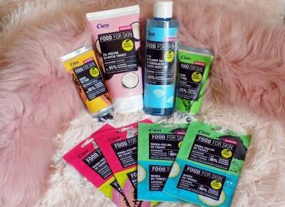 Cien Food For Skin - tanie kosmetyki z Lidla 2 - Ksanaru