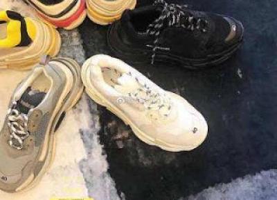 Sneakers trend 2019 - czy aby na pewno? | Karolina Siemasz