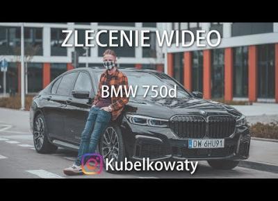 Nagrywam BMW750d - Nowy program motoryzacyjny - VLOG#70