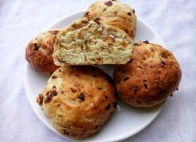 Bułki cebulowe - Kulinarnie - blog kulinarny Agnieszki Ryznar