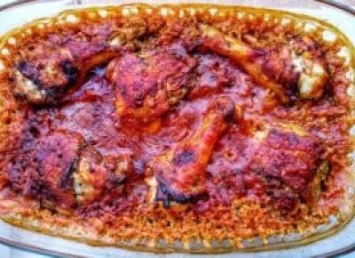 Udka z kaszą - Kulinarnie - blog kulinarny Agnieszki Ryznar