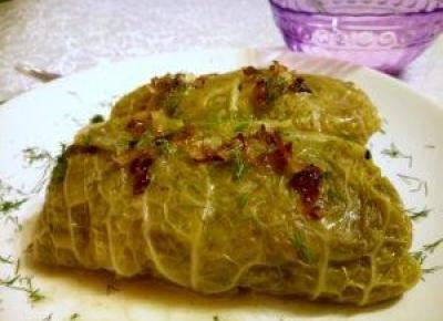 Gołąbki ziemniaczane - Kulinarnie - blog kulinarny Agnieszki Ryznar