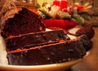 Piernik z bakaliami - Kulinarnie - blog kulinarny Agnieszki Ryznar