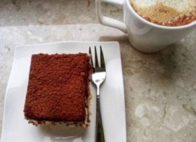 Tiramisu - Kulinarnie - blog kulinarny Agnieszki Ryznar