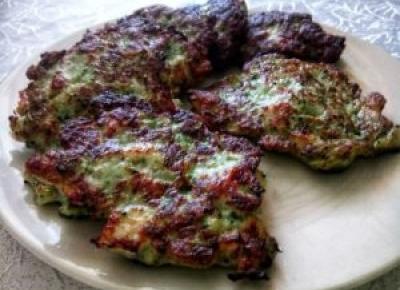Placki z kurczakiem - Kulinarnie - blog kulinarny Agnieszki Ryznar