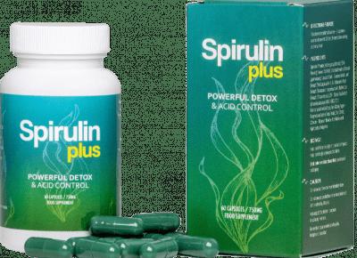 Spirulin Plus na Odkwaszanie Organizmu i Usuwanie Nadmiaru Wody z Organizmu