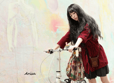 trochę wolnego czasu + ładna pogoda = rower - Nihon no - Porando Tamashii ~ KuraiBanii