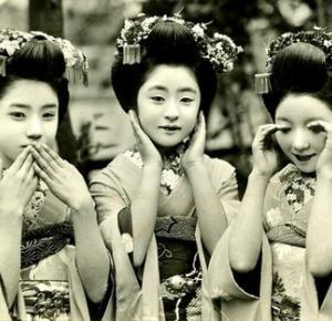 Historia tradycyjnego japońskiego stroju - Nihon no - Porando Tamashii ~ KuraiBanii