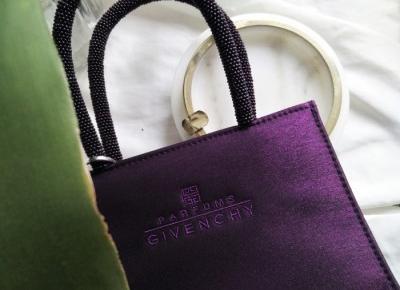 K ∀ T E: vintage givenchy handbag/moschino/chloe/ginkgo