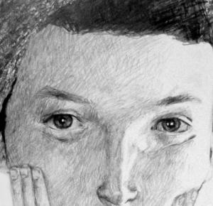 KWB Draws: portfolio /  Portraits of...
