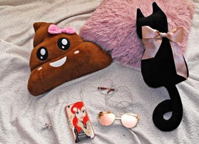 Co noszę w torebce? ~  kwietniowa