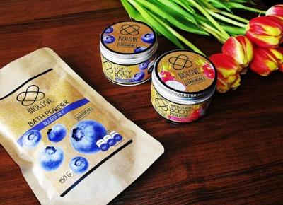 Naturalne kosmetyki Biolove, przyjemność codziennej pielęgnacji! - kwietniowa
