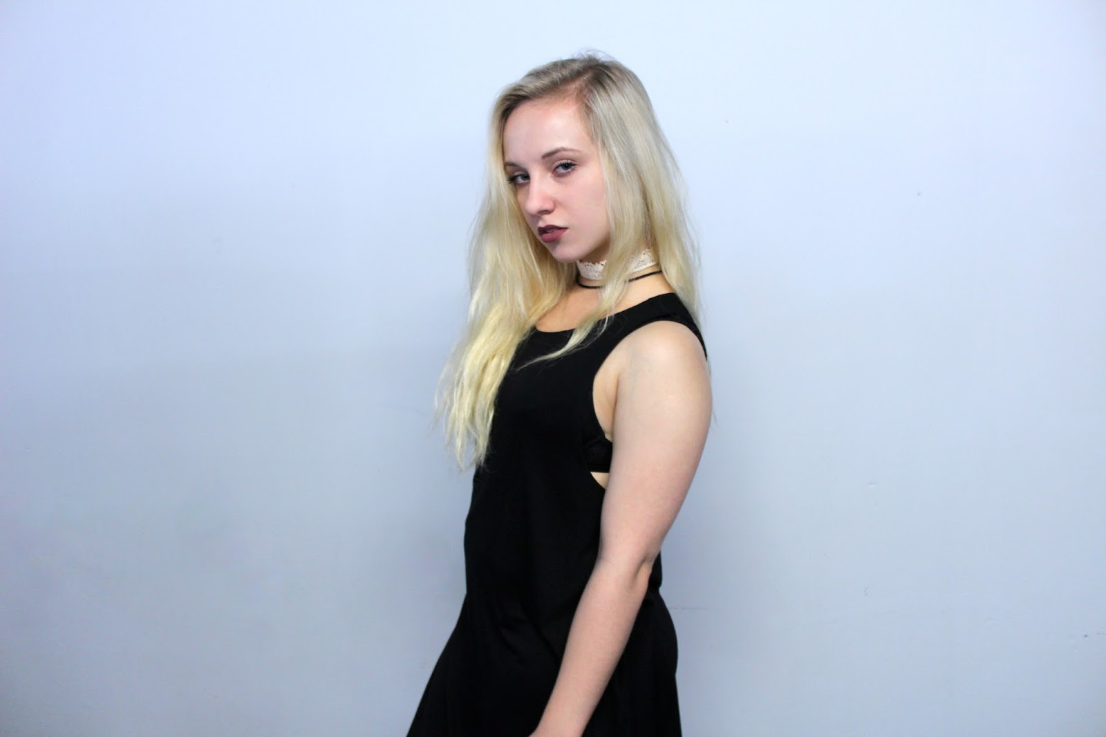 Black Dress - LacyLure