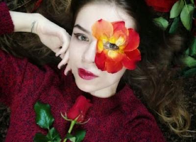 I'm Dollka: Makijaż artystyczny - Wiosna