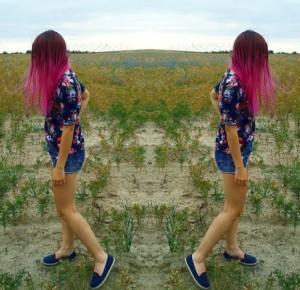 I'm Dollka: Pink hair