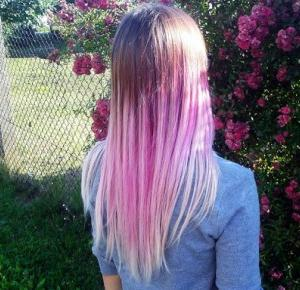 I'm Dollka: Recenzja farby Schwarzkopf LIVE Ultra Brights or Pastel - różowa
