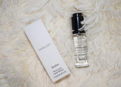 Chicofstylee: REVIEW DURALINE - INGLOT