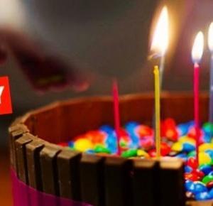 Agnesblog: FIRST BIRTHDAY FOR MY BLOG