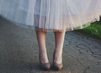 Tulle Skirt | lady-aria.blogspot.com