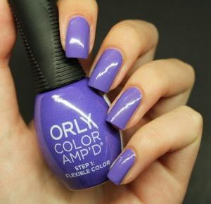 Lakierowe rewolucje: ORLY Color AMP'D - Venice