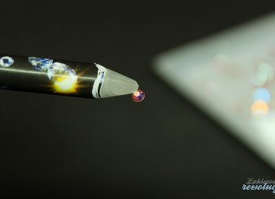 Lakierowe rewolucje: Ołówek do ozdób