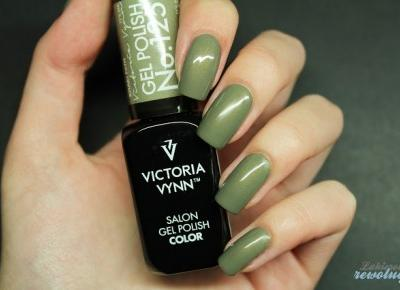 Lakierowe rewolucje: Victoria Vynn Gel Polish - 125 Khaki Path