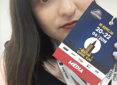 Warsaw Comic Con czyli festiwal żenady! [The Originals - Daniel Gillies]