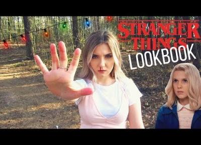 Stranger Things | LOOKBOOK