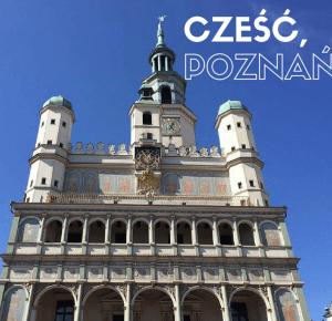 Cześć, Poznań! | Lubię Wpierdzielać