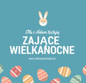 Ola (i Adam) vs. Zające Wielkanocne | Lubię Wpierdzielać