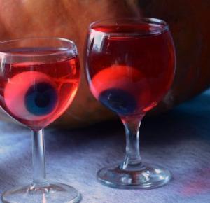 Szybkie przekąski na Halloween | Lubię Wpierdzielać